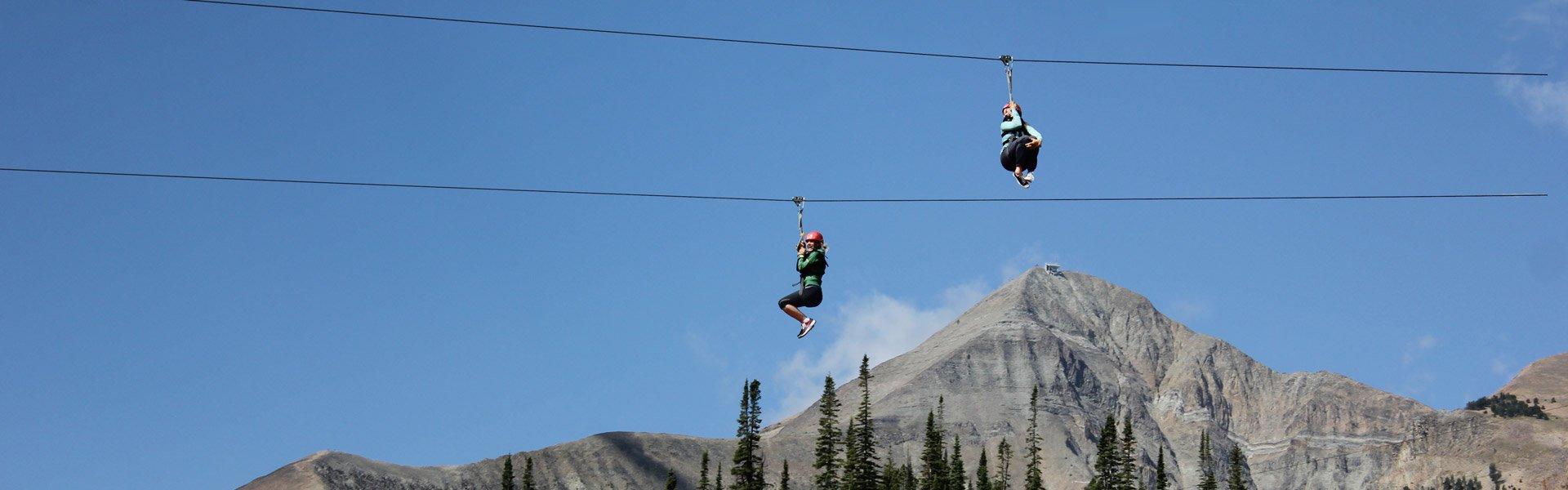 Summer Adventure Zipline Header